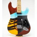 Musical Story E-Model ミニチュア ギター フィギュア 楽器 模型 エリック クラプトン クラッシュ 3 スタイル