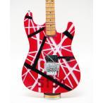 [Musical Story] E-Model ミニチュア ギター フィギュア 模型 ヴァン ヘイレン 5150 ストラトキャスター スタイル