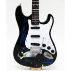 Musical Story ミニチュア ギター フィギュア 楽器 模型 マイケル ジャクソン DANCE ストラトキャスター スタイル