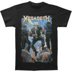 メガデス Vic Taken Away Mens オフィシャル Tシャツ Megadeth T-shirt ロック バンド グッズ