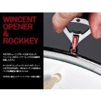 Wincent RockKey クローム  チューニングキー オープナー