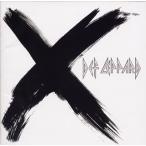 デフ・レパード/X[CD]