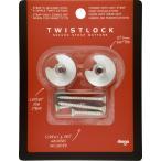 ショッピングストラップ diago(ディアゴ) TwistLock Chrome