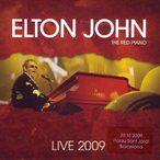 エルトンジョン Elton John - The Red Piano Live 2009: Barcelona, Spain 20/10/2009 (CD)
