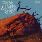 フーファイターズ Foo Fighters (Taylor Hawkins & the Cocktail Riders) - Red Light Fever: Exclusive Autographed Edition (CD)