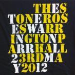 ストーンローゼス Stone Roses - Parr Hall, Warrington, England 23/05/2012 Event T-shirt: M-size (goods)