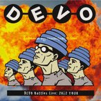 ディーヴォ Devo - Battles Live 2012 Tour: Chicago, IL 09/26/2012 (CD)
