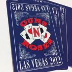 ガンズアンドローゼズ Guns N' Roses - Appetite for Democracy Las Vegas Residency 2012: Playing Cards