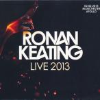 ローナンキーティング Ronan Keating - Live 2013: Manchester, England 02/02/2013 (CD)