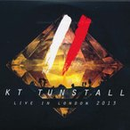 KTタンストール KT Tunstall - Live in London 2013 (CD)