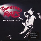 ブームタウンラッツ The Boomtown Rats - Live Rats 2013: Dublin, Ireland 12/10/2013 (CD)