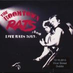 ブームタウンラッツ The Boomtown Rats - Live Rats 2013: Dublin, Ireland 12/10/2013 (CD)
