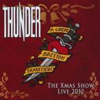 サンダー Thunder - The Xmas Show - Live 2012 (CD)
