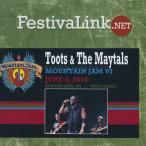 トゥーツアンドメイタルズ Toots and The Maytals - Mountain Jam VI: Hunter Mtn, NY 06/04/2010 (CD)