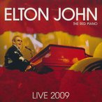 エルトンジョン Elton John - The Red Piano: Live in Rotterdam 17/10/2009 (CD)