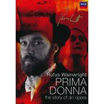 ルーファスウェインライト Rufus Wainwright - Prima Donna: The Story of an Opera: Exclusive Autographed Edition (DVD)