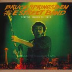 ブルーススプリングスティーン Bruce Springsteen & The E Street Band - The River Tour: Seattle, Wa 03/24/2016 (CD)