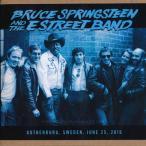 ブルーススプリングスティーン Bruce Springsteen & The E Street Band - The River Tour: Goteborg, Sweden 25/06/2016 (CD)
