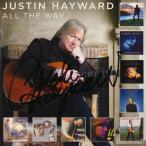 ムーディブルース The Moody Blues (Justin Hayward) - All the Way: Exclusive Autographed Edition (CD)