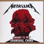 メタリカ Metallica - Shanghai, China 01/15/2017 (CD)