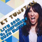 KTタンストール KT Tunstall - Live at O2 Shepherds Bush Empire (CD)