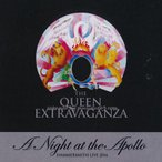 クイーン Queen The Queen Extravaganza -A Night at the Apollo CD