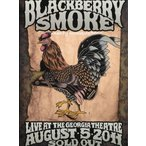 ブラックベリースモーク Blackberry Smoke - Live at the Georgia Theatre (DVD)