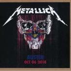 メタリカ Metallica - Austin, TX 10/06/2018 (CD)
