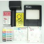 ショッピングプリント プリントゴッコ PG-10 本体 インク ランプ付きセット
