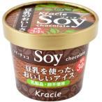 アレルギー対応お菓子 豆乳アイスsoy チョコ 110ml【冷凍】