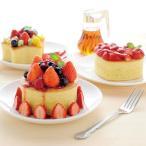 洋菓子型 パン型 ふんわりホットケーキ型3個セット
