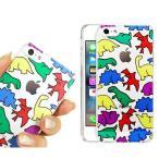 iPhone SE クリアケース カバー Dparks Jurassic Park (ディーパークス ジュラシックパーク)アイフォンse/5s/5用 iPhone SE/5s/5