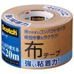 スリーエム 布テープ中軽量用小巻巾48mm×長20m 101BEN  1P(5巻)