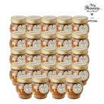 MYHONEY マイハニー ナッツの蜂蜜漬け 200g (Lサイズ) × 24個セット 敬老の日 ギフト 内祝い 結婚祝い お返しプレゼント 生はちみつ