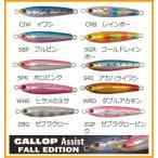 ジャクソン ギャロップ アシスト フォール エディション 40g GALLOP Assist fall edition 40g  フォールエディション