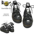 ドクターマーチン レディース サンダル NARTILLA2 ナルティラ2 レースアップ 編上げ レザー 厚底 正規品 本革