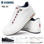 ケースイス メンズ スニーカー KSL 01 コート レディース ミッドカット ユニセックス ペア Kスイス 80001