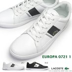 ラコステ スニーカー メンズ ヨーロッパ 0721 1 SM00081 コートスタイル