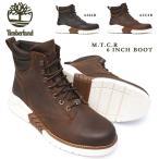 ティンバーランド メンズ ブーツ MTCR 6インチ ブーツ レザー ワイド