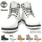 ティンバーランド レディース ブーツ 防水 プレミアム 6インチ ウォータープルーフ ブーツ アイコン レザー 定番