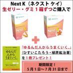 Next K 核酸入り生ゼリー(30包)+グミ(56粒)セット(キャンペーンおまけ付)Kリゾレシチン含有食品