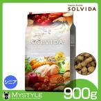 ソルビダ インドアシニア 室内飼育7歳以上用 900g