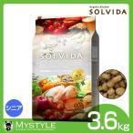 ソルビダ インドアシニア 3.6kg (室内飼育7歳以上用) SOLVIDA