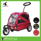 ショッピングAIR Air Buggy for Dog TWINKLE エアバギーフォードッグ トゥインクル 【大・中型犬25kgまで対応】