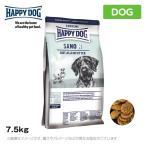 HAPPY DOG ハッピードッグ サノN(腎臓ケア療法食) 7.5kg 療法食 ドッグフード(食事療法食 犬品)