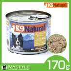 K9ナチュラル プレミアム缶 チキン フィースト170g