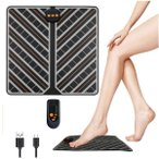 EMS 足 トレーニング 脚やせ 足痩せ EMS 筋肉 美脚 足 脚 筋トレ マッサージ スタイルマット ウォーキング ダイエット 器具 EMSマシン