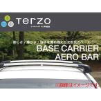 キューブ ルーフキャリア Z12 H20.11- シルバータイプ TERZO テルッツォ EF100A+EB116A+EB116A+EH381