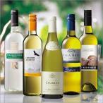 シャルドネ セット 希少な金賞シャブリ入り!世界5ヵ国のシャルドネ飲み比べ5本セット ワイン (送料無料)