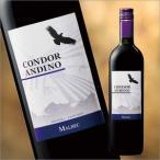 【ポイント15倍】ワイン コンドール・アンディーノ・マルベック(2015)(アルゼンチン/赤・FB)750ml